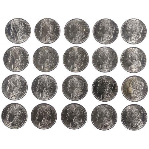1889 Morgan $1 Assortment