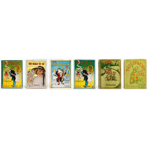 Wizard of Oz Book Assortment