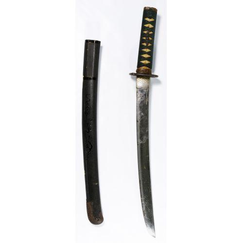 Katana Sword and Scabbard