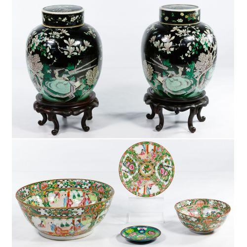 Asian Ceramic Assortment