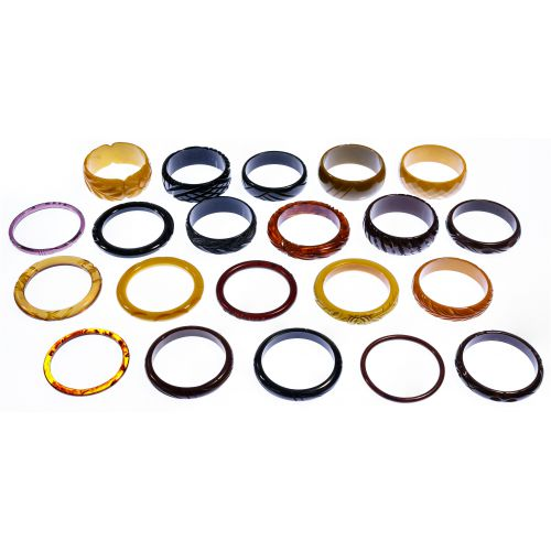 Bakelite / Catalin Bracelet Assortment