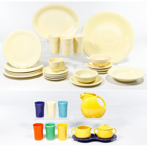 Homer Laughlin Fiestaware Original Colors Assortment