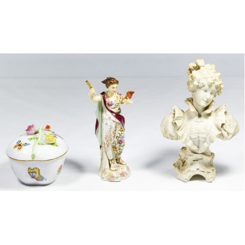 Continental Figurine Assortment