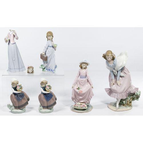 Lladro Figurine Assortment