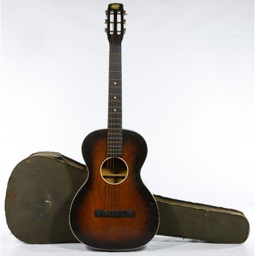 Oahu Publishing Parlor Guitar