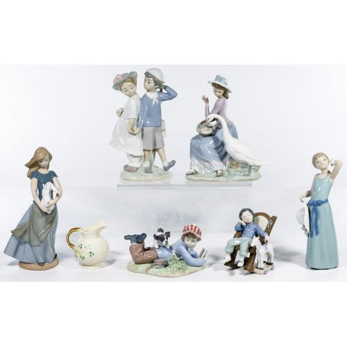 Lladro Figurine Assortment