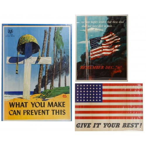 World War II US Posters