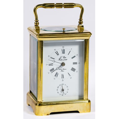 Le Eppe Carriage Clock