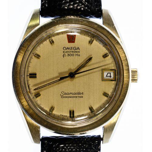 """Omega """"Seamaster"""" Electronic Wrist Watch"""
