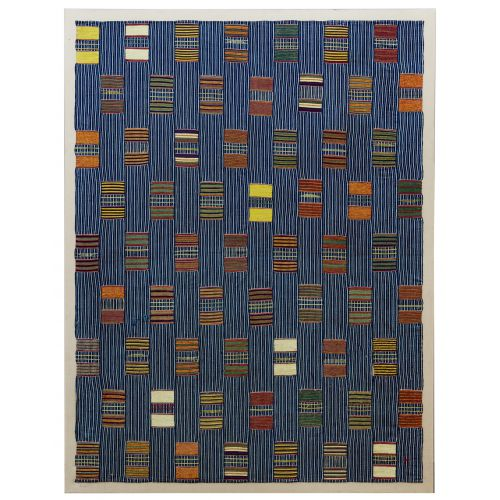 Framed Kente Cloth