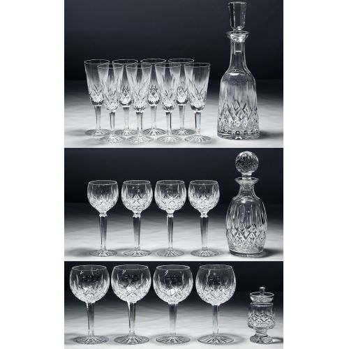 Waterford Crystal Lismore Assortment