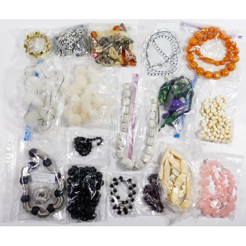 Signed and Costume Jewelry Assortment
