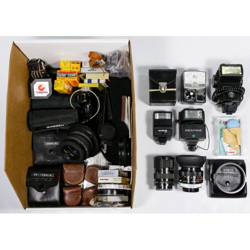 Camera Accessory Assortment