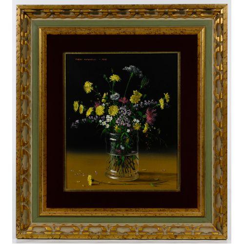 Piero Antonelli (Italian, 1916-1990) Oil on Canvas