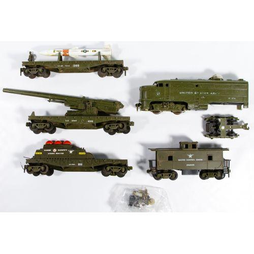Lionel, Marx and Kusan Model Train Assortment