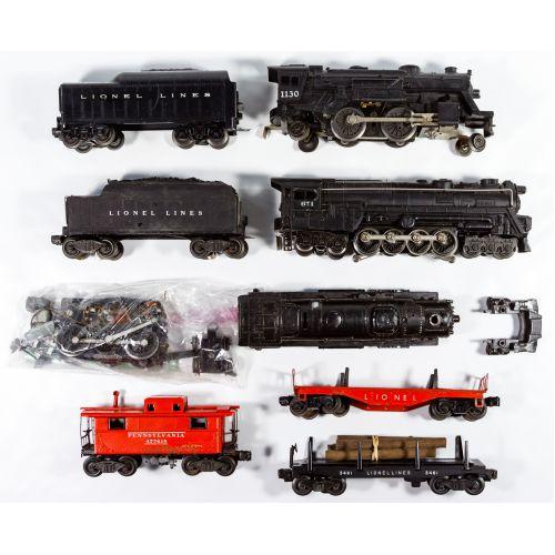 Lionel Train Assortment