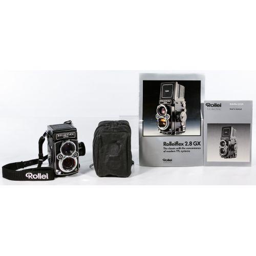 Rolleiflex 2.8 GX Camera