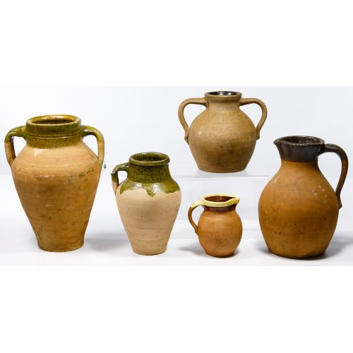 Earthenware Crock Assortment