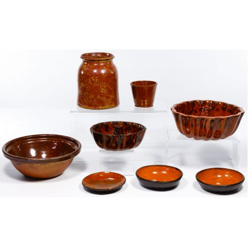 Redware Assortment
