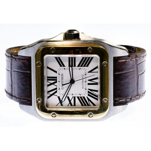 Cartier Santos 100 Automatic Men