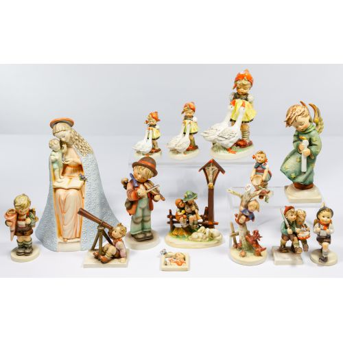 Hummel / Goebel Figurine Assortment