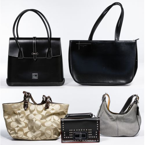Designer Purse Assortment