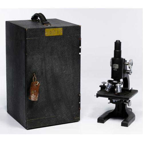 Spencer Lens Co Microscope
