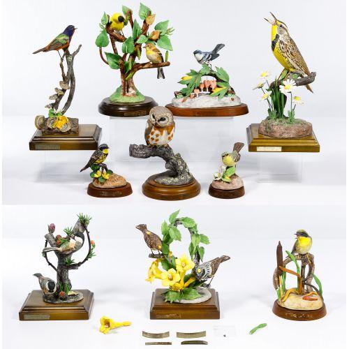 Boehm Bird Figurine Assortment