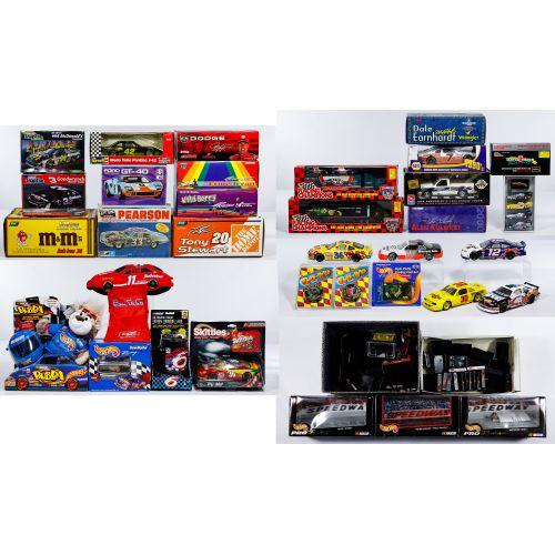 Nascar Toy Car Assortment