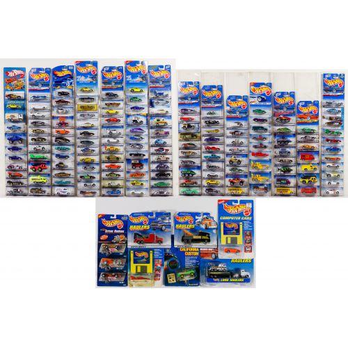 "Mattel ""Hot Wheels"" Toy Car Assortment"