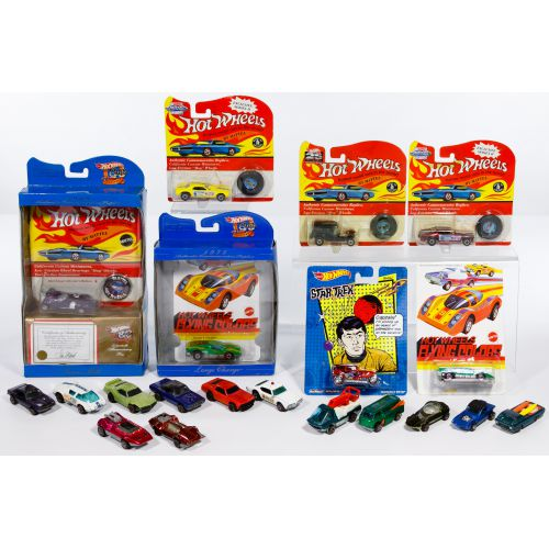 "Mattel ""Redline"" Hot Wheels Toy Car Assortment"