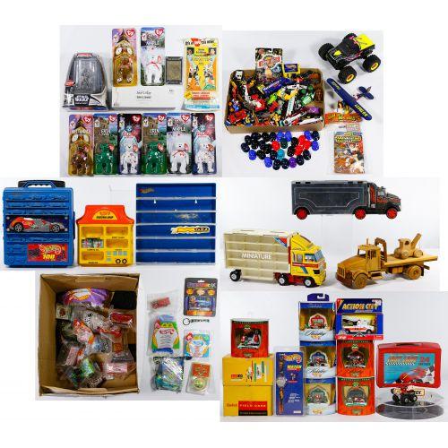 Toy Vehicle Assortment
