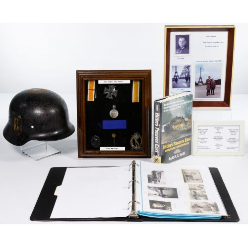 World War II German Military Assortment
