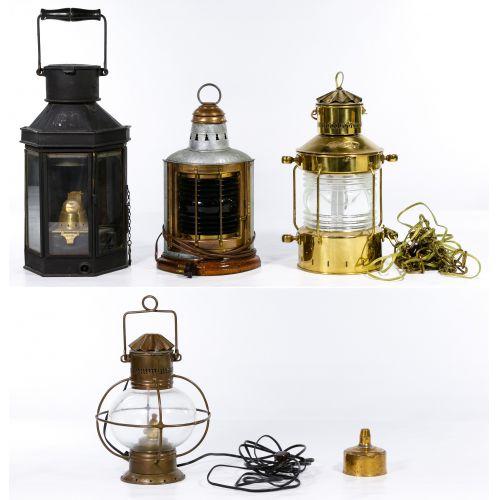 Ship Lantern Assortment