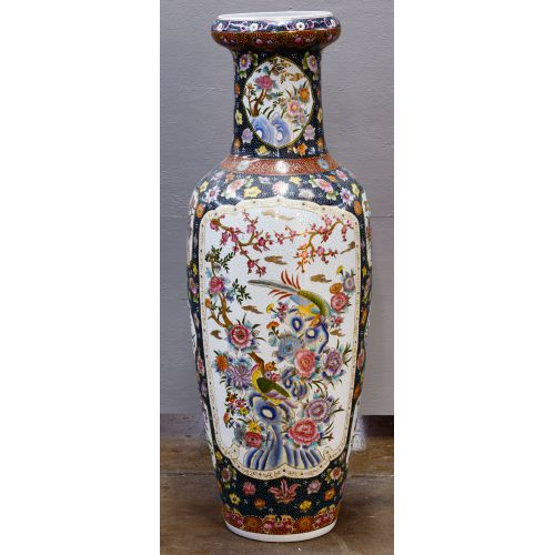 Japanese Style Floor Vase