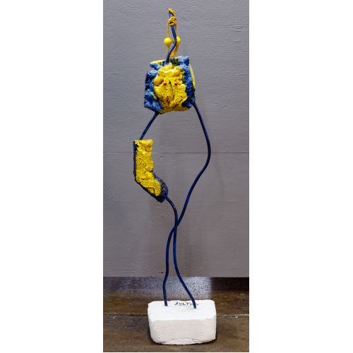 Sultan (American, 20th Century) Abstract Sculpture