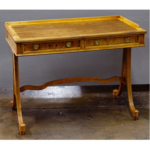 Baker English Regency Sofa Table