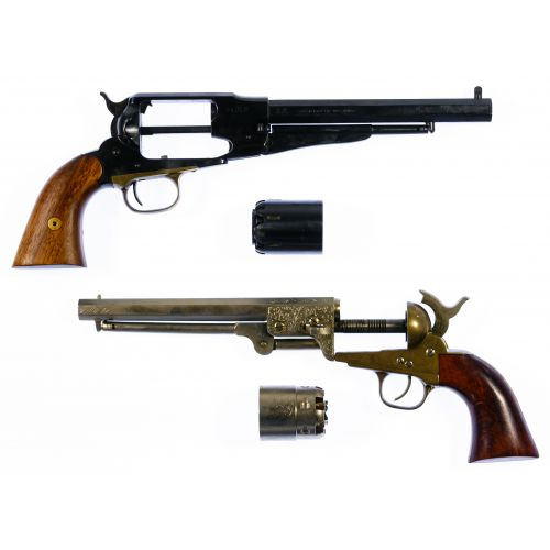 Black Powder Pistols