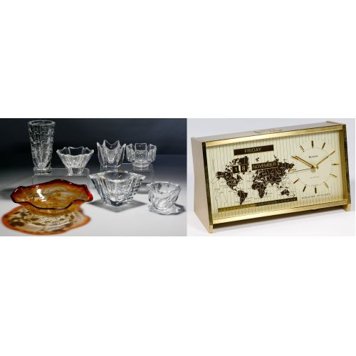 Orrefors Crystal Assortment
