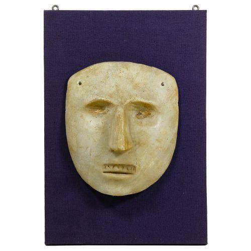 Pre-Columbian Stone Mask