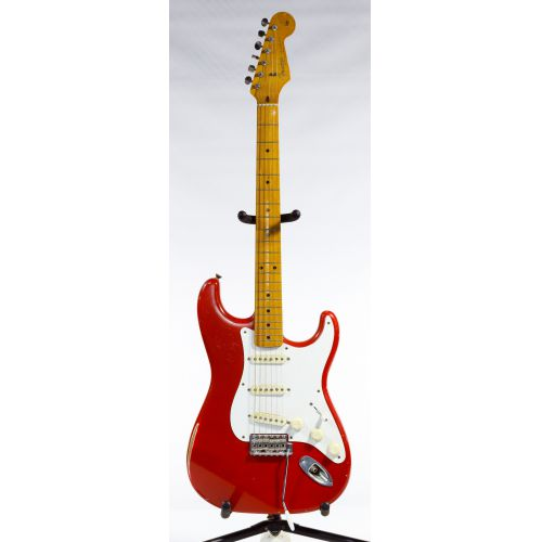 Fender Stratocaster Style Dakota Red Electric Guitar