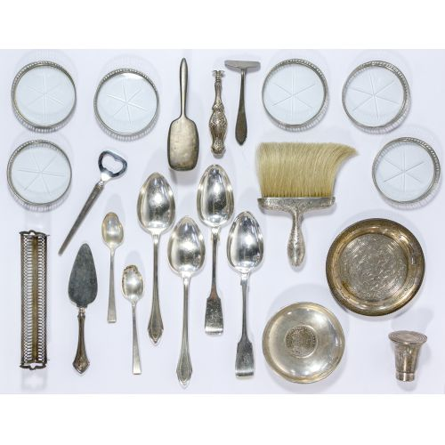 Sterling Silver and Silverplate Assortment