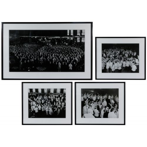 Chicago Board of Trade Reproduction Photograph Assortment