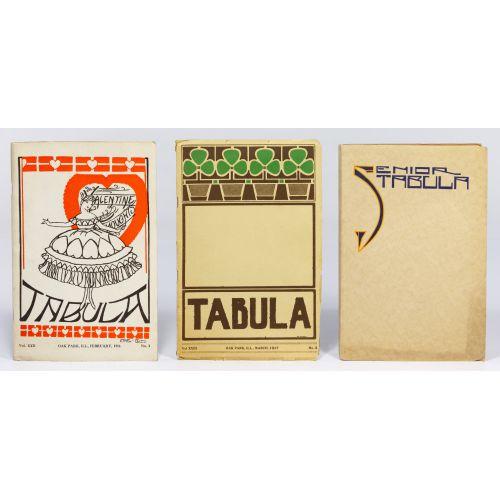 "Ernest Hemingway ""Tabula"" Assortment"