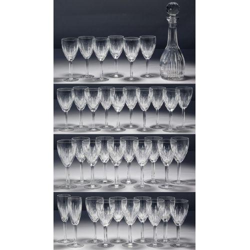 "Waterford Crystal ""Carina"" Stemware Assortment"