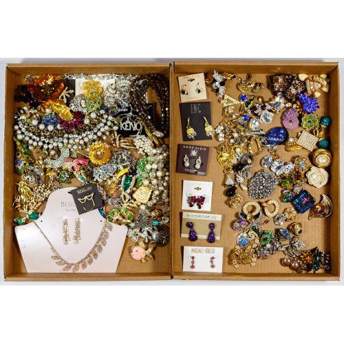Rhinestone Jewelry Assortment