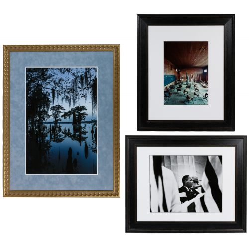 (After) Frank Relle and Gordon Parks Reproduction Giclee Prints