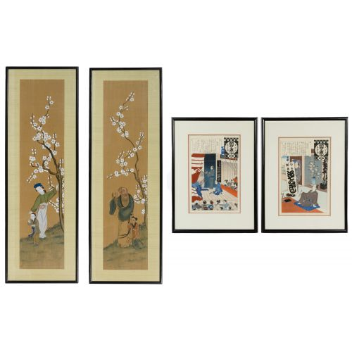 Japanese Artwork Assortment