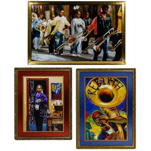 New Orleans Print Assortment