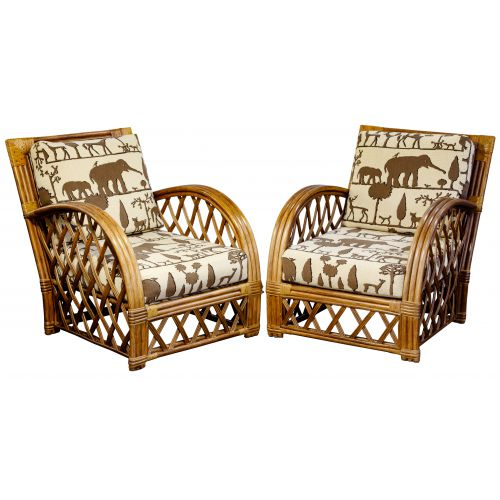 Bielecky R8600 Lounge Chairs